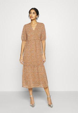 YASANEMONE LONG DRESS - Maxi dress - taupe