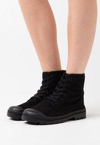 Rubi Shoes by Cotton On - TASH - Nilkkurit - black - 0