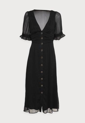 JUDITH - Koktejlové šaty/ šaty na párty - noir