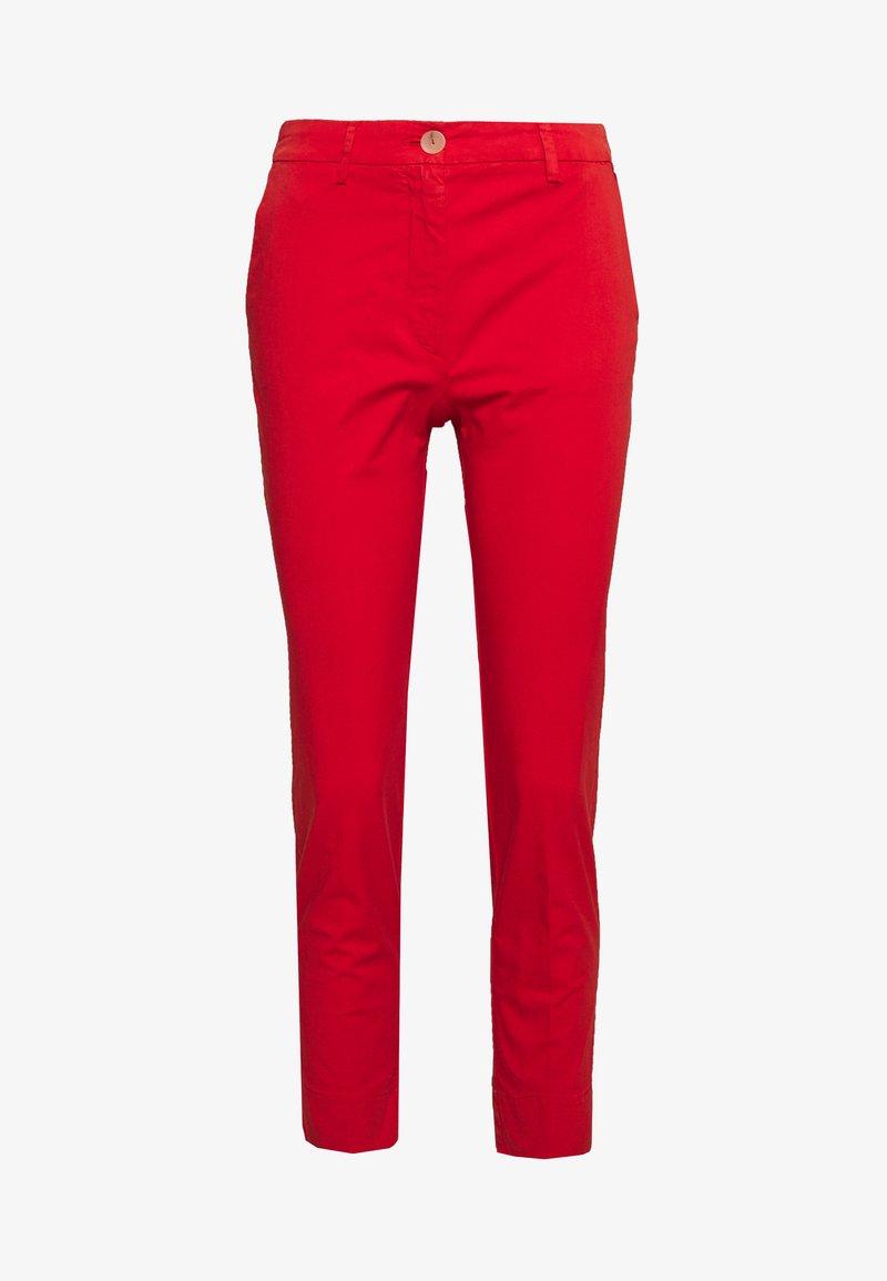 Rich & Royal - PANTS - Chino kalhoty - summer red