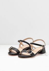 Office Wide Fit - MARYLOU - Sandals - black - 4
