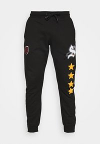 STAPLE PIGEON - UNISEX - Tracksuit bottoms - black - 4