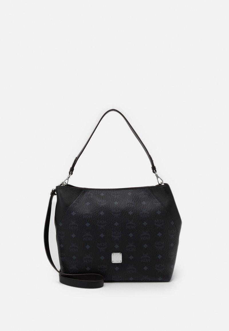 MCM - KLARA VISETOS  - Handbag - black