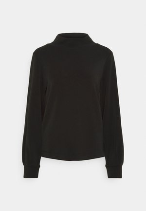 KAEDITA - Long sleeved top - black deep