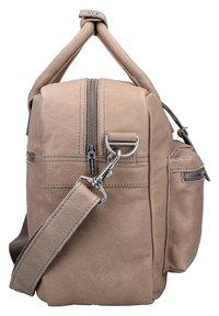 Cowboysbag - THE COLLEGE - Briefcase - elephant grey - 3