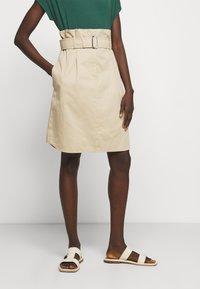 WEEKEND MaxMara - MONILE - Pencil skirt - ton - 0