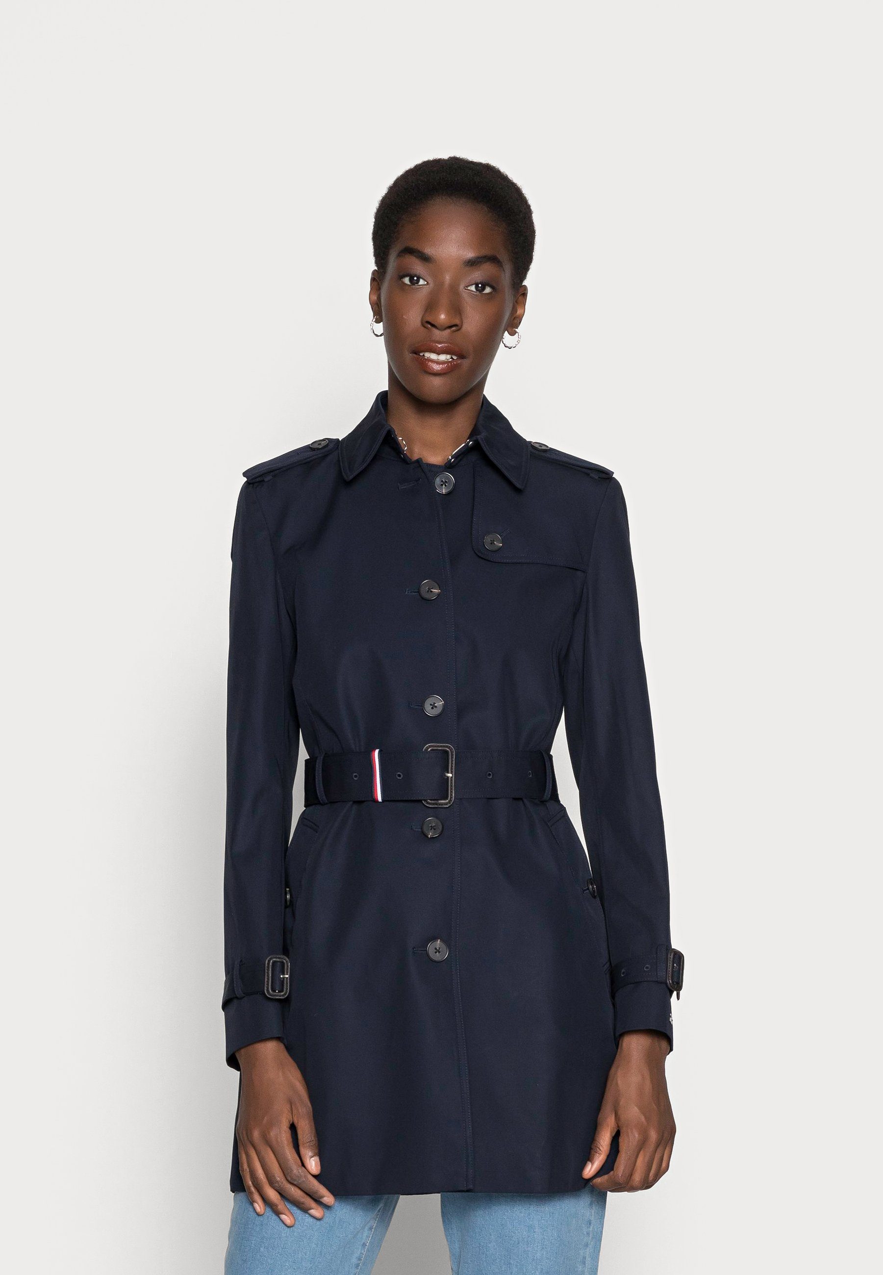 Women HERITAGE SINGLE BREASTED - Trenchcoat