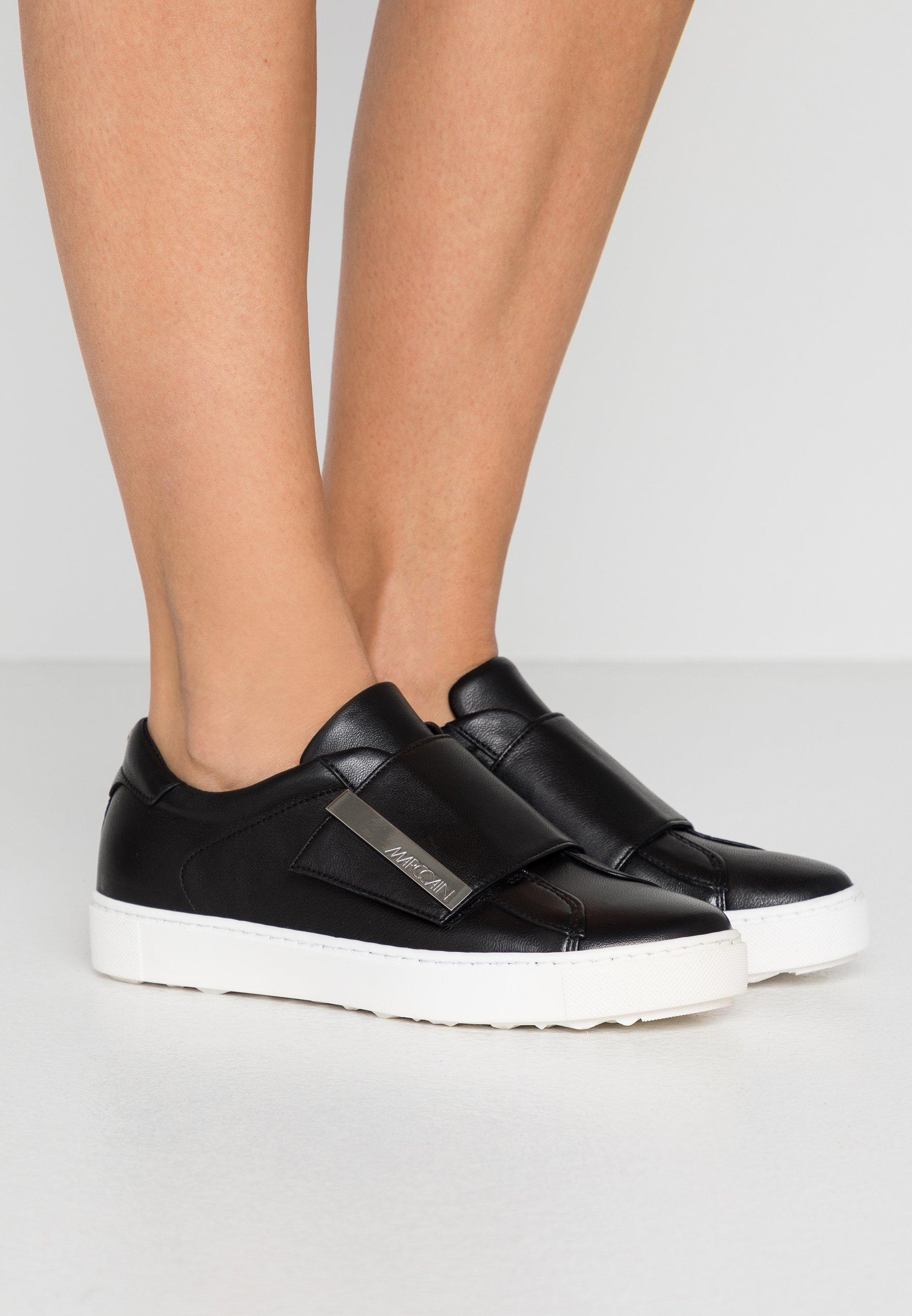 Gutes Angebot Marc Cain Sneaker low - black | Damenbekleidung 2020
