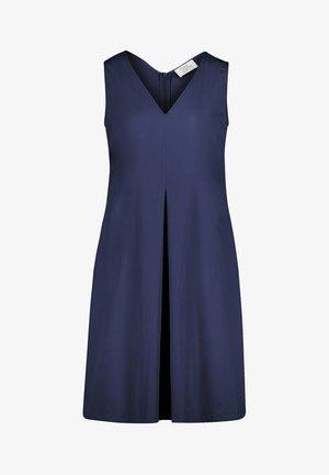 Day dress - sargossa blue