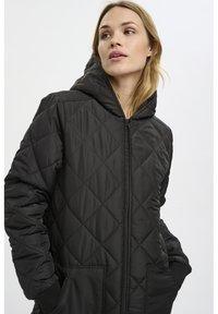 Kaffe - PTILLA - Winter coat - black deep - 3