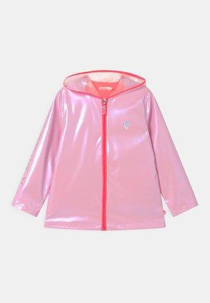 RAIN  - Waterproof jacket - pinkpale