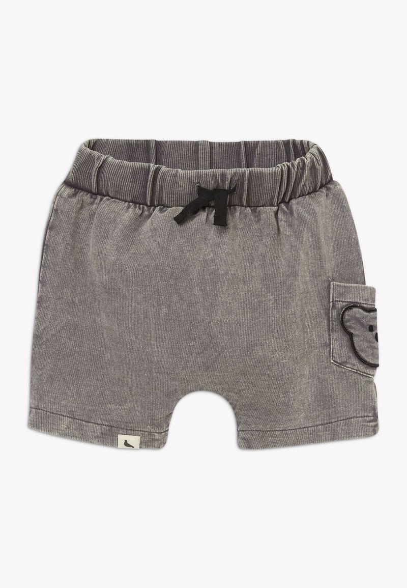 Turtledove - BEAR POCKET HAREM BABY  - Szorty - dark grey