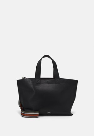 SHEEN AUBREY BAG - Shopping bag - black