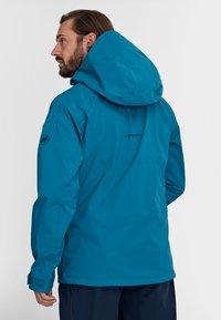 Mammut - STONEY - Ski jacket - sapphire - 1