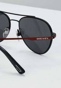 Diesel - Sunglasses - red/black - 4