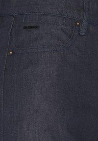 G-Star - DECK ULTRA HIGH WIDE LEG - Flared Jeans - raw denim - 2