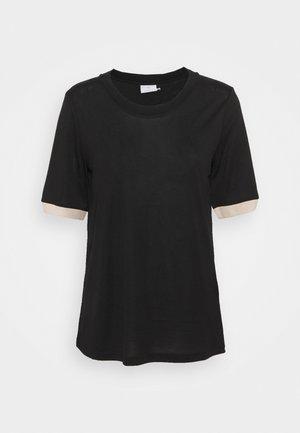 CLARA - Print T-shirt - black deep