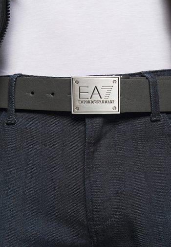 UNISEX - Belt - black/grey