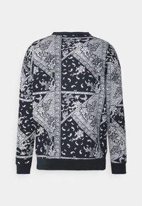Another Influence - ARLO - Sweatshirt - blue - 7