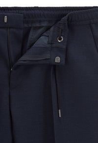 BOSS - BARDON - Trousers - dark blue - 1