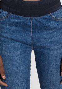 Freequent - SHANTAL BROKEN - Jeggings - medium blue - 4