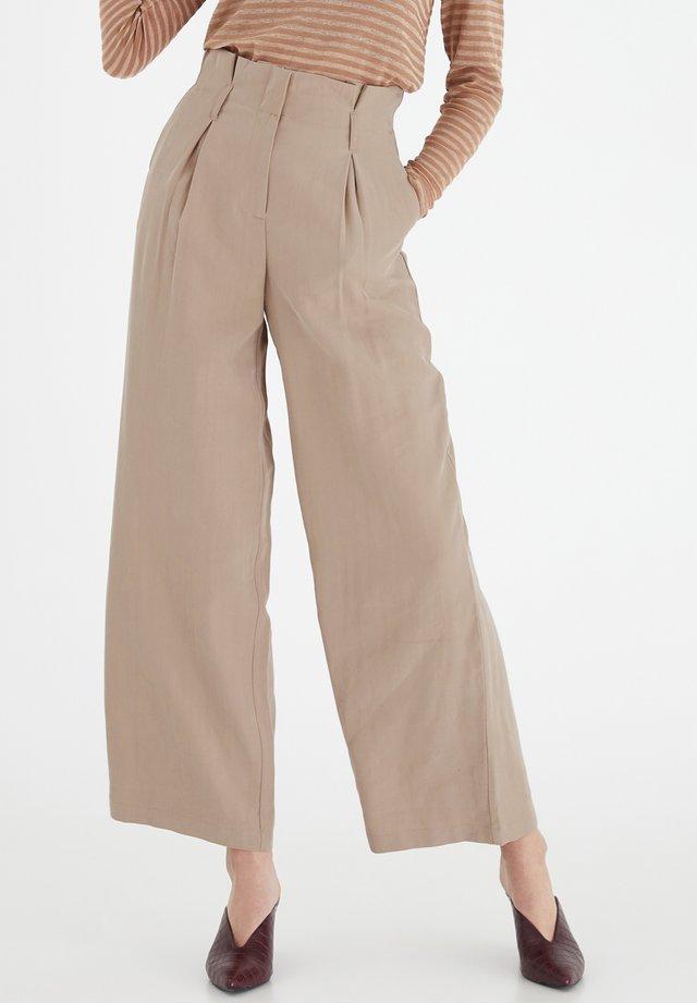 Pantaloni - natural