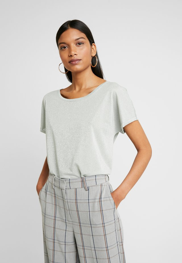KAY TEE - T-shirt - bas - mint haze