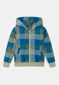 Gosoaky - SNAKE PIT 2-IN-1 UNISEX - Light jacket - sea grass/scuba blue - 2