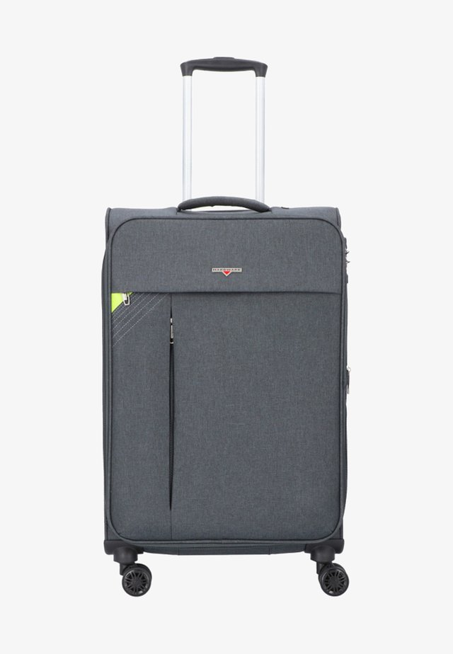 REVOLUTION - Wheeled suitcase - dark grey