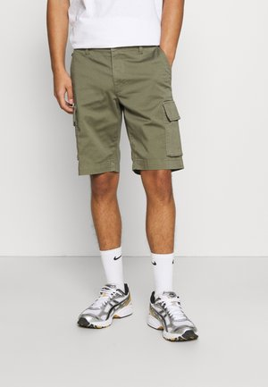 CARGO - Shorts - light army