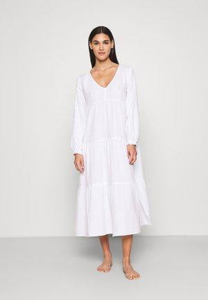 BEACH EDIT HABITAT DRESS - Akcesoria plażowe - white