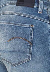 G-Star - LHANA SKINNY - Skinny-Farkut - vintage beryl blue - 6