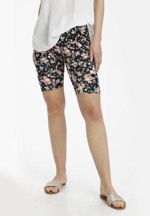 KAANNI - Shorts - pink / blue multi flower