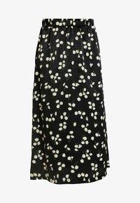 Vila - Pencil skirt - black - 3