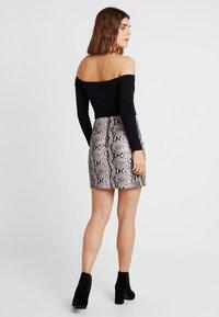 New Look - BARDOT BODY - Long sleeved top - black - 2