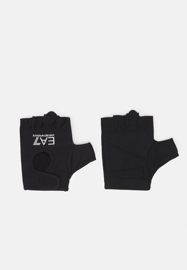 FITNESS GLOVES UNISEX - Handschoenen - black