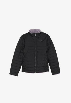 Zimní bunda - asphalt grey