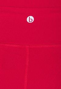 Cotton On Body - POCKET 7/8 - Medias - red - 5