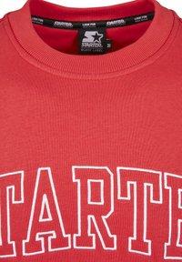 Starter - Sweatshirt - starter red - 7