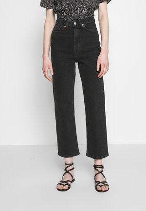 ZAMI  - Jeans Relaxed Fit - black dark
