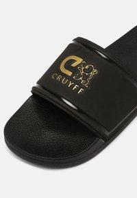 Cruyff - AGUA COPA - Mules - black - 4