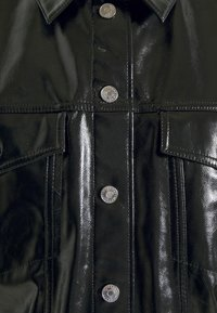 Weekday - KEISHA  - Button-down blouse - black - 7