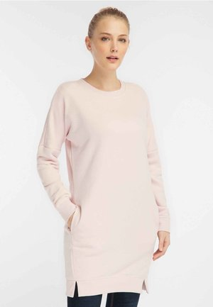 Jersey dress - rosa