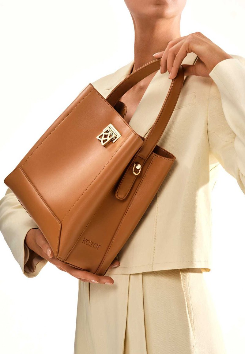 Kazar - LAURIE - Handbag - brown