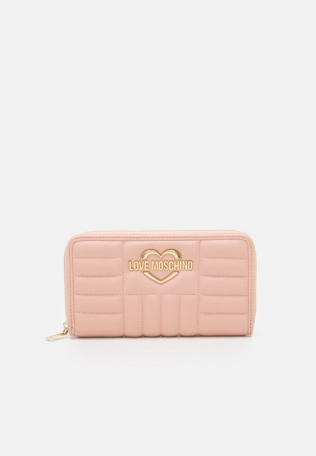 QUILTED SOFT - Wallet - rosa