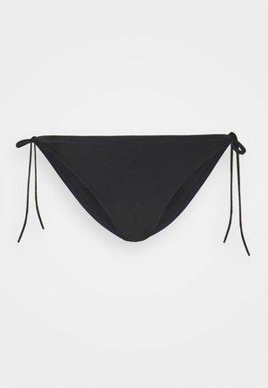 INTENSE POWER CHEEKY STRING SIDE TIE - Bikinibroekje - black