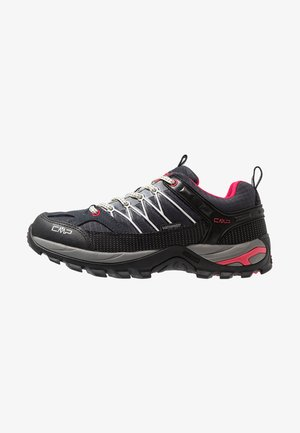 RIGEL LOW TREKKING SHOE WP - Scarpa da hiking - antracite/offwhite