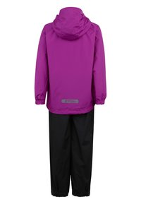 ZIGZAG - OPHIR  - Waterproof jacket - berry - 1