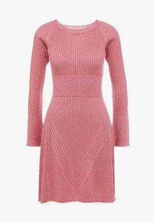 TENTONI ABITO - Jumper dress - pink