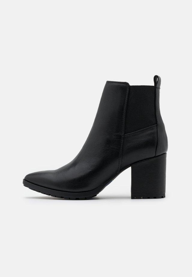 FRALISSO - Støvletter - black